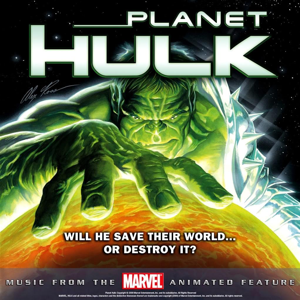 CBMB: Will Planet Hulk Happen After All? | FanboysInc