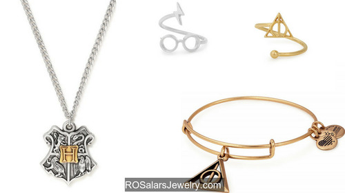 Gallopin' Gorgons, you're going to want every piece in #AlexandAni's #HarryPotter line!