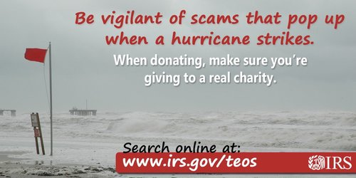 HurricaneSeason IRS