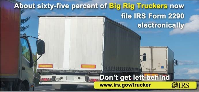 Trucking IRS Truckers