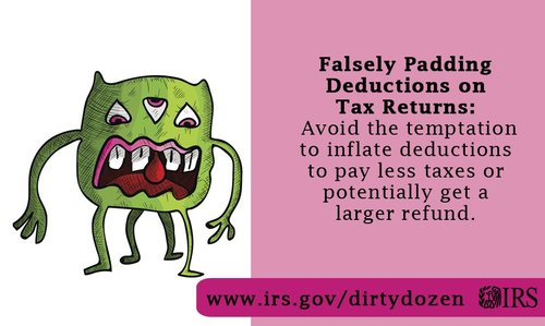 IRSDirtyDozen IRS