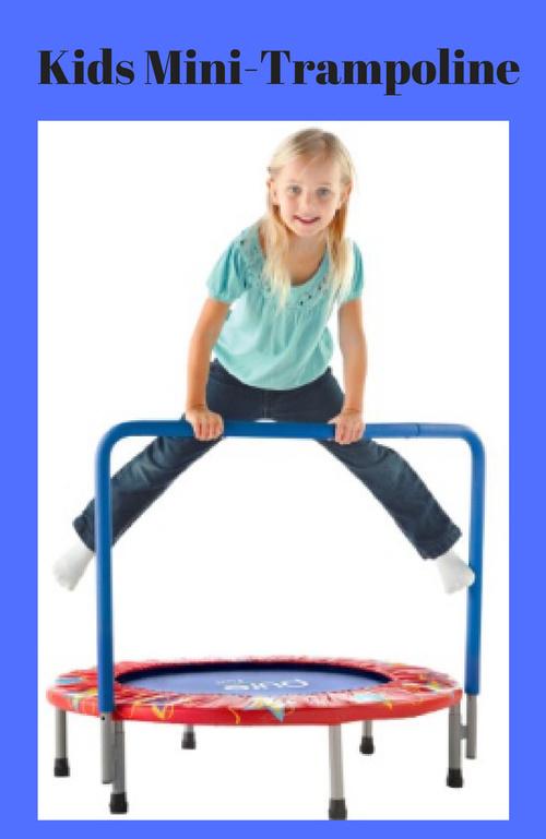 minitrampoline jumping sensory kidsactivities rebounder affil