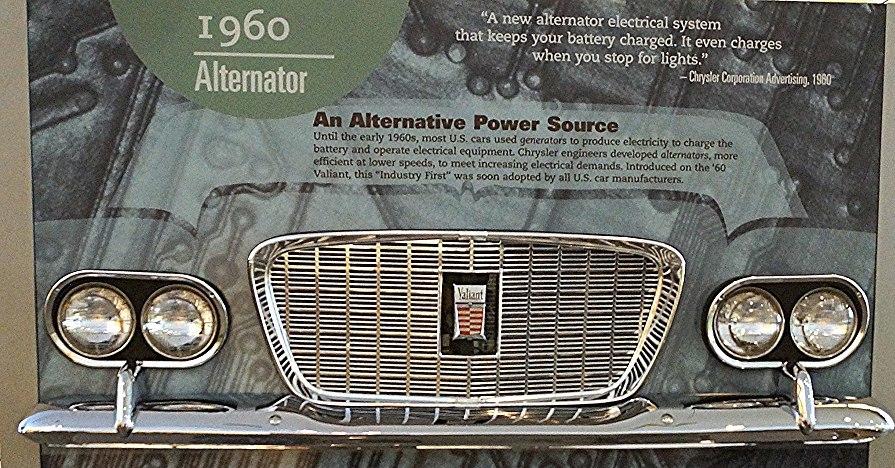 Battery ElectricalSystem Alternator Electrical Generator