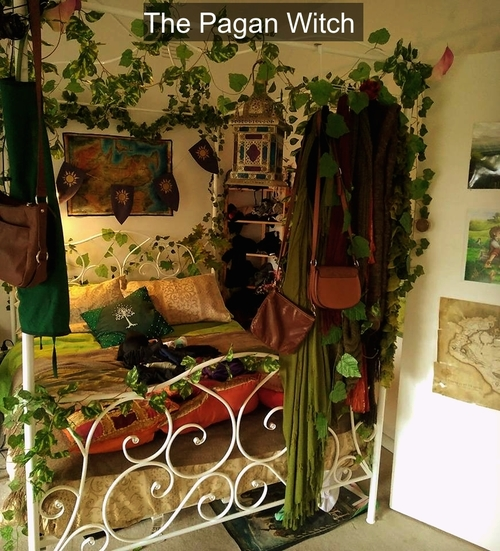 mine bedroom home nature elvish elven elvhen fantasy druid bohemian lordoftherings tolkien skyrim elderscrolls pagan