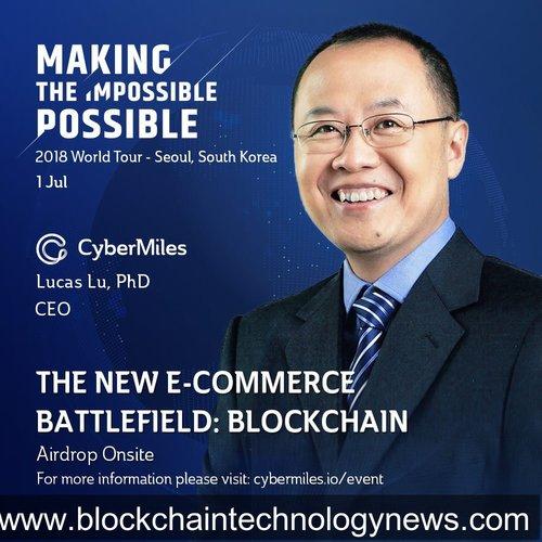 Blockchain CMTKorea CMTCube