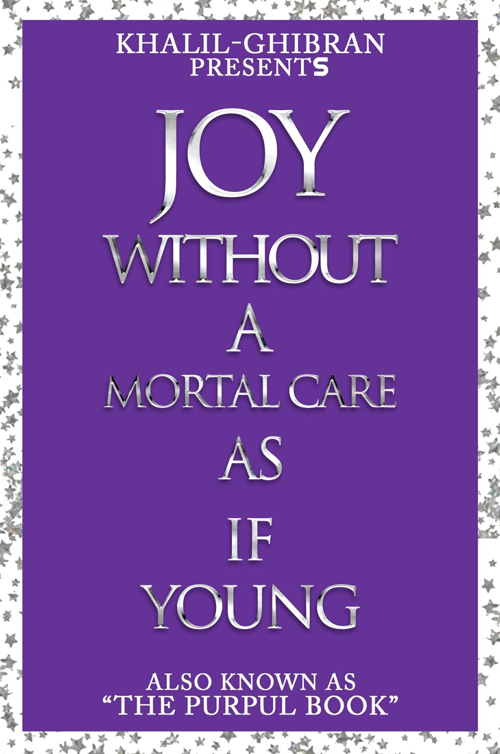 New Book Mortal Joy New Mortal Book Joy