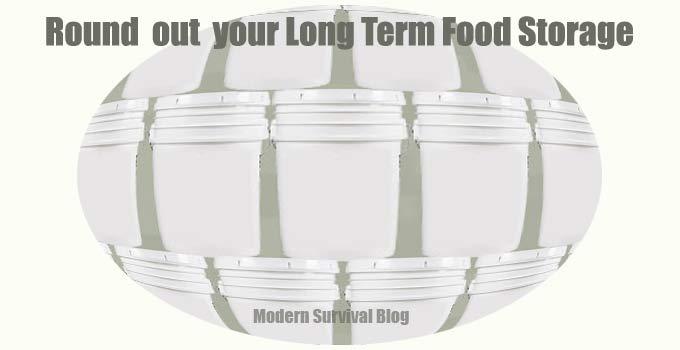 10 Survival Food