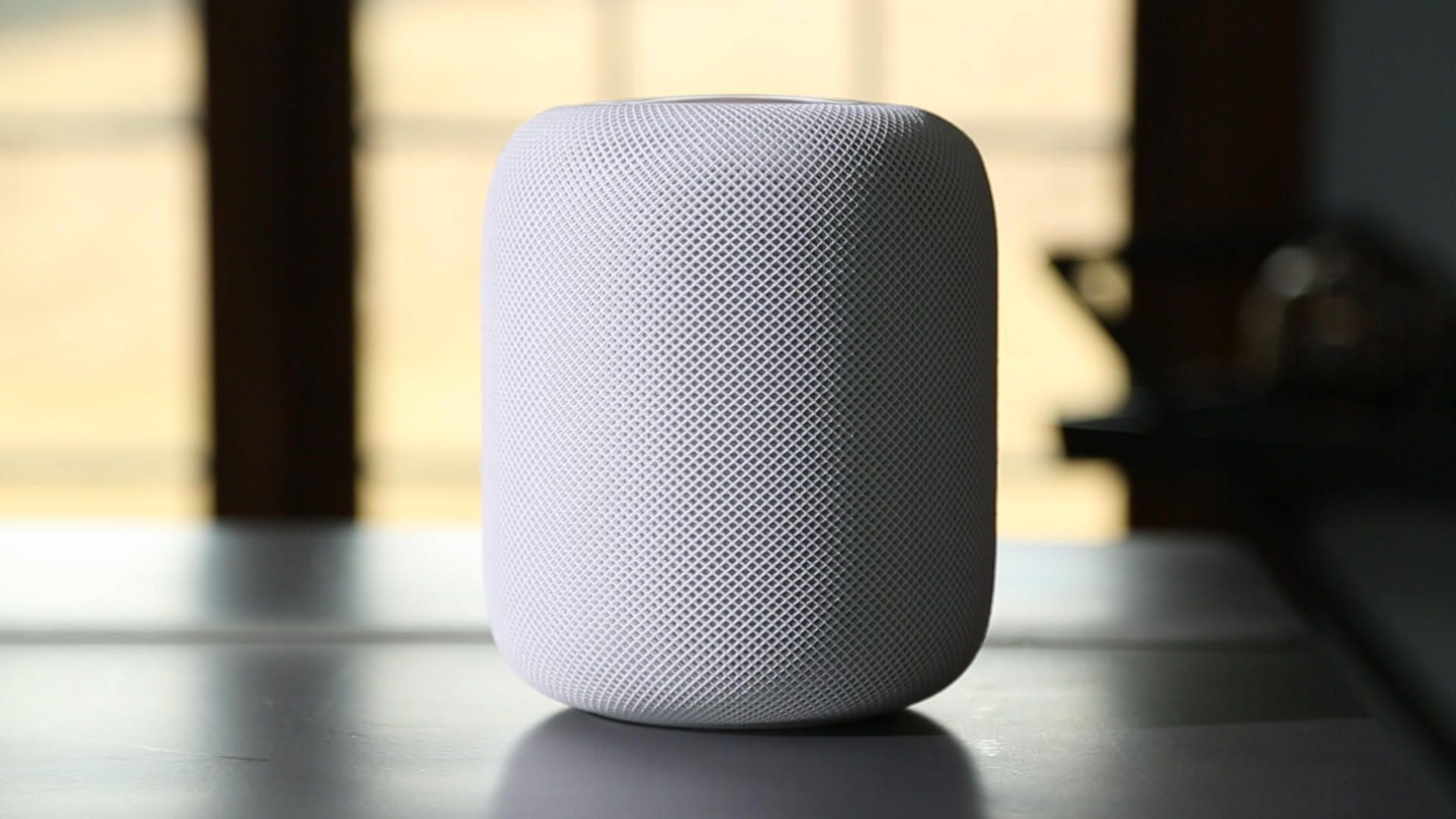 "Your video, ""Apple HomePod"