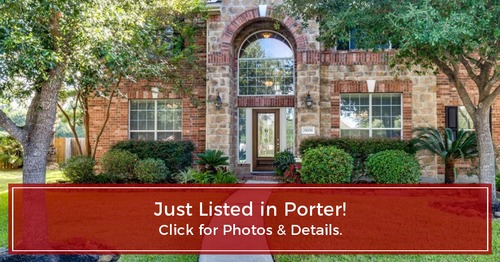 JUST LISTED! 21008 Ramrock Ct, Porter, TX