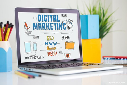 Digital marketing is any form of marketing products or services that involves electronic devices