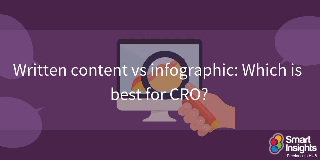 Written #content or #infographic - which is best?