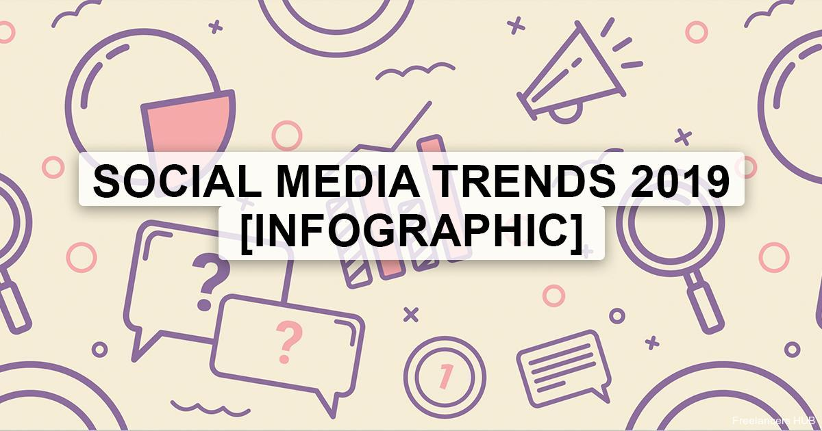 5 Data-Backed Social Media Trends of 2019