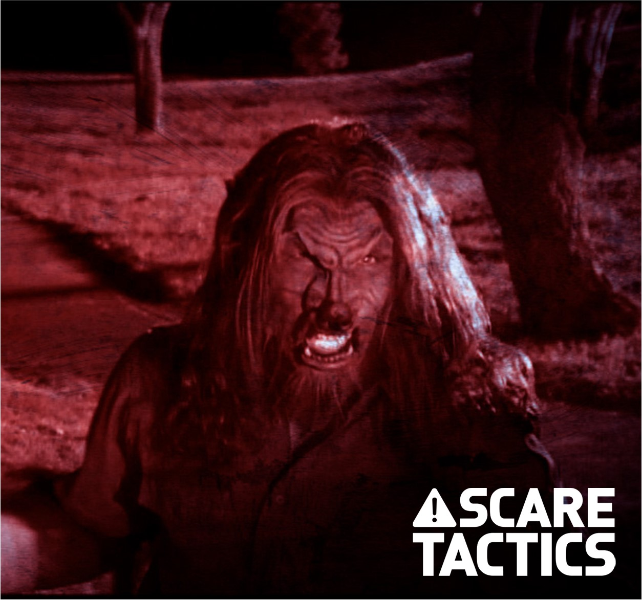 scaretacticsandchill scaretacticsandthrill scarychristmas wolfman campfirestories werewolf areyouscared youreonscaretactics scare horror lol tracymorgan laurenash uncensored wtf holyshit prank prankshow comedy hiddencamera