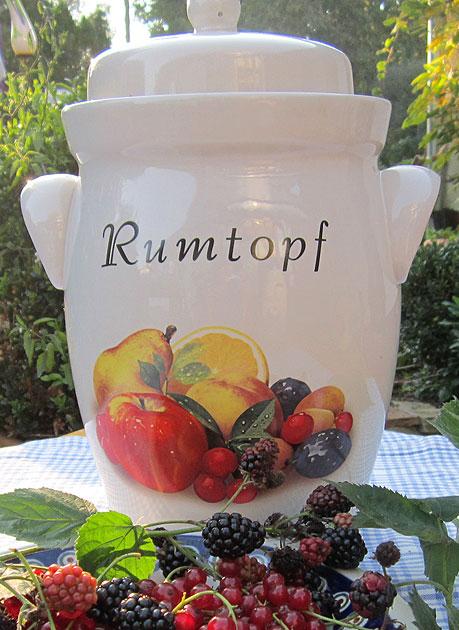 Rumtopf Crocks Toque Tips