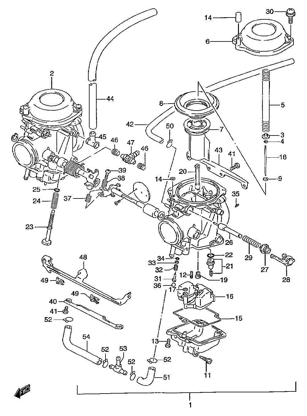 Miscellaneous carb questions faq rh faq f650 honda recon carb diagram raptor 660 carb diagram