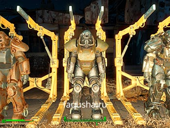 Power Armor T-51 Fallout 4