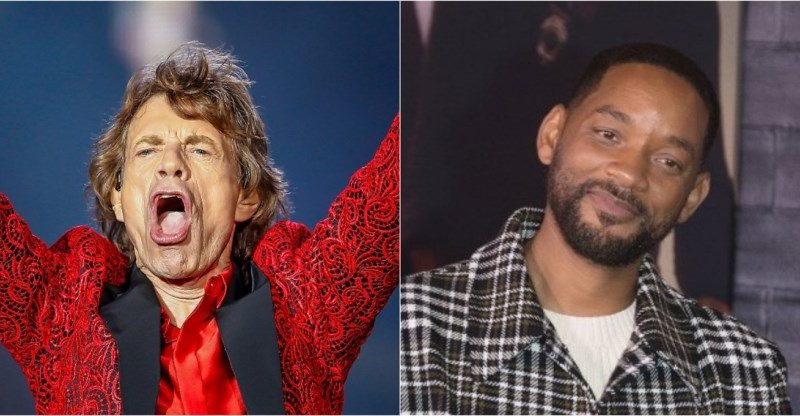 Mick Jagger y Will Smith recaudarán fondos en India con un concierto virtual