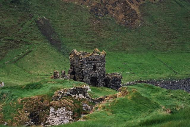 Kinbane Castle Ireland Flickr Photo Sharing