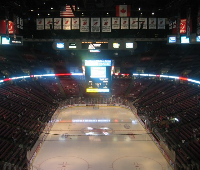 Continental Airlines Arena | Flickr - Photo Sharing!