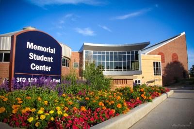 Memorial Student Center - UW STOUT | Flickr - Photo Sharing!