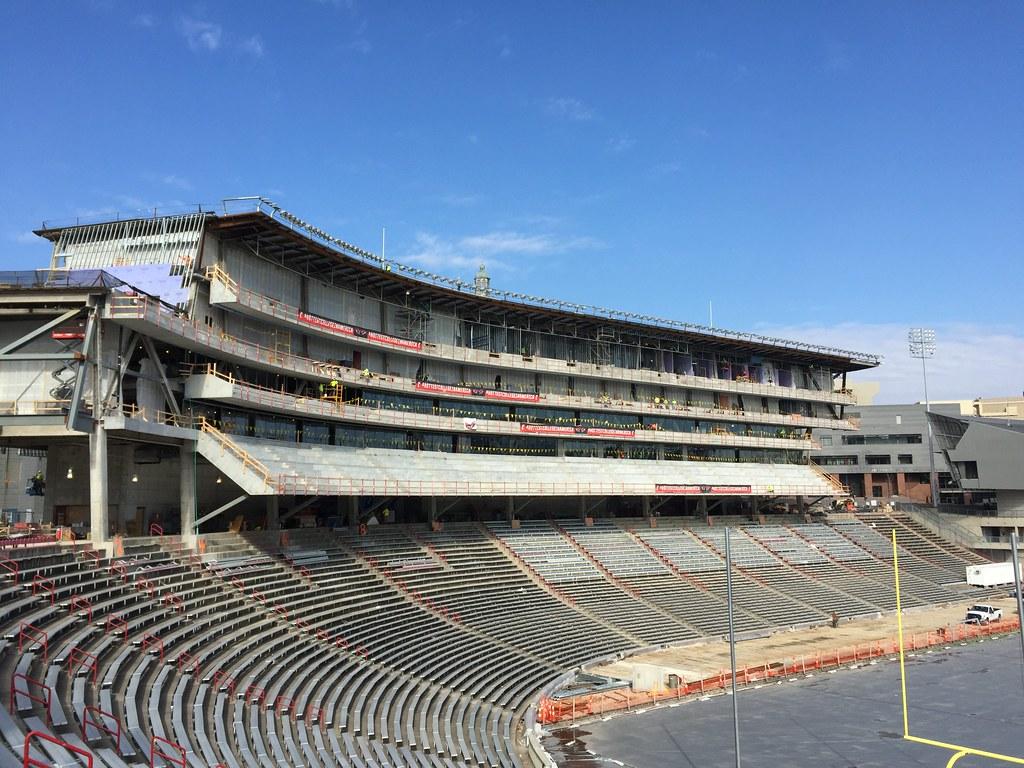 Expansion Uc Nippert Stadium Pictures