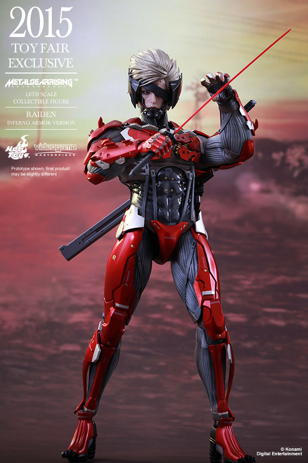 Metal Gear Samuel Rodriguez