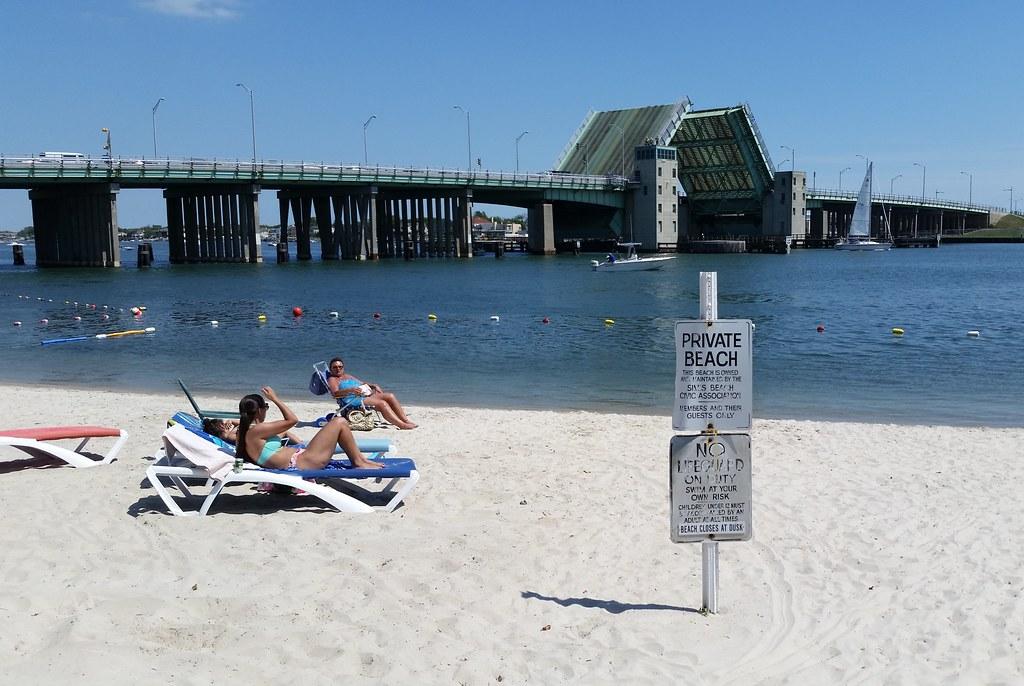 Atlantic Beach Bridge New York