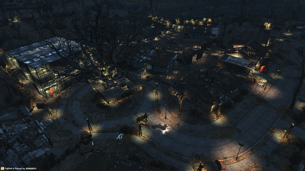 Fallout 4 Building Garden