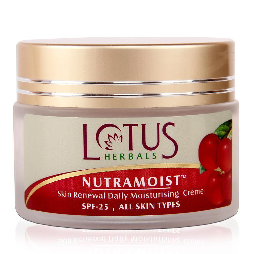 Lotus Oily Cream Skin