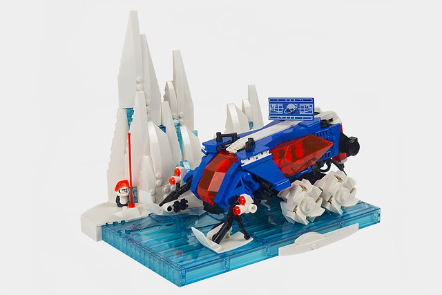 LEGO Ice Planet Archives   The Brothers Brick   The Brothers Brick Ice Penguin Excursion