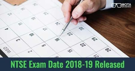 Education News  Latest Educational News Updates In India NTSE 2018 19 Exam Dates Released  Check NTSE Exam Date Stage 1 and Stage 2