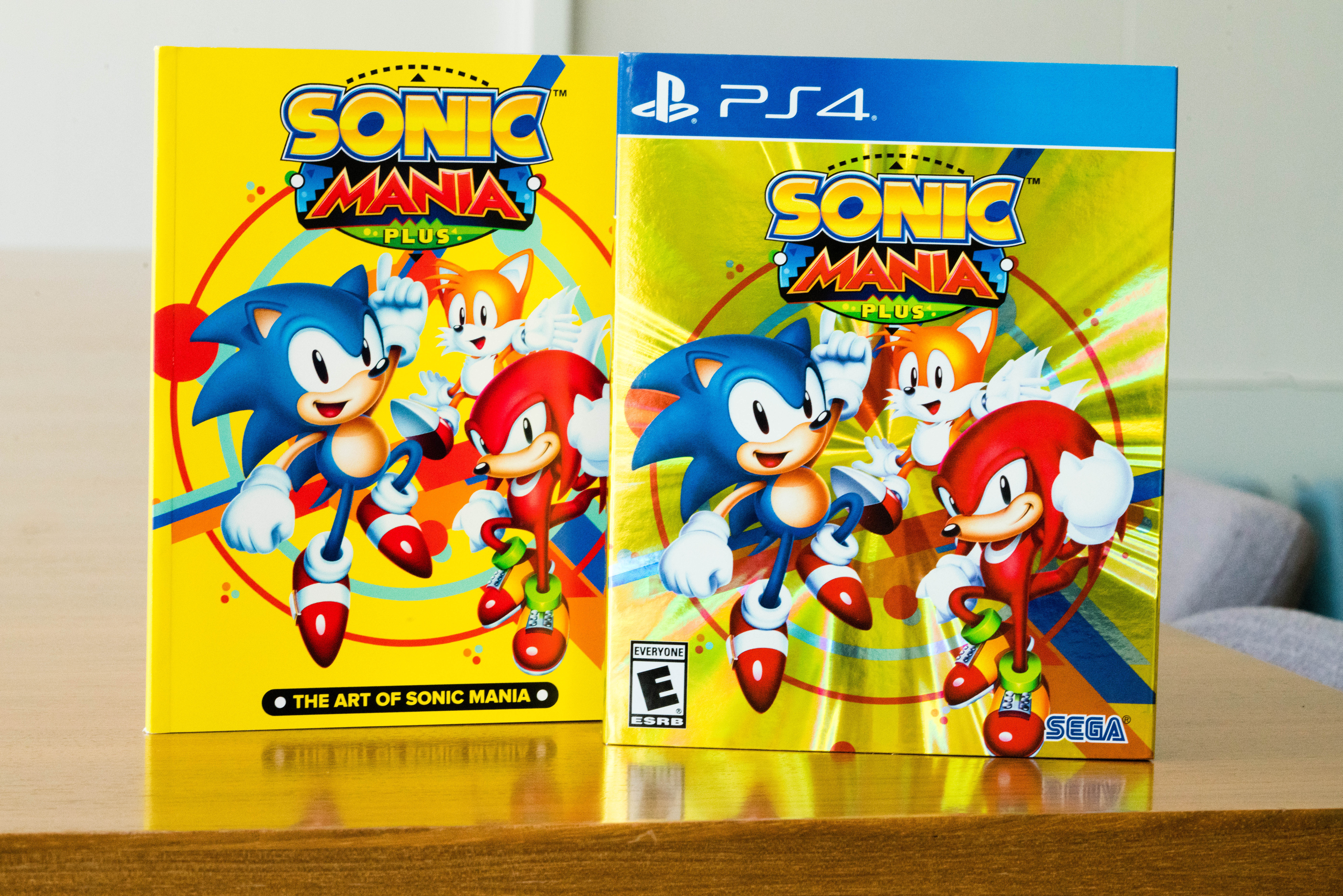 Sonic Mania Plus Drop Dashes To PS4 July 17     PlayStation Blog Sonic Mania Plus Collector s Edition