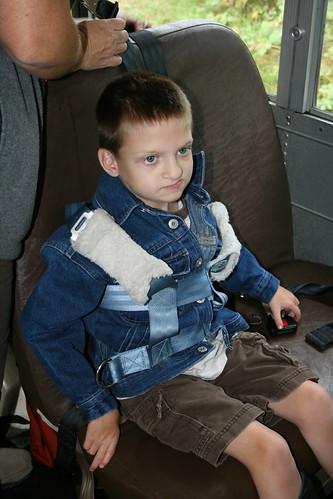 For School Buses Safety Vest