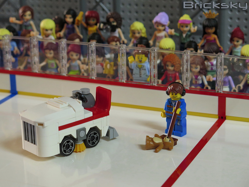 The World s most recently posted photos of lego and zamboni   Flickr     Zamboni  Bricksky  Tags  friends guy ice hockey nhl lego teddy audience  sleepy fans