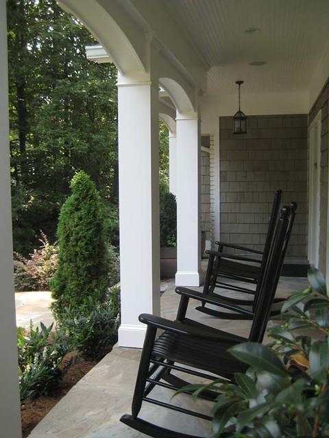 Small Front Porch Garden Ideas