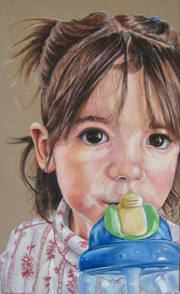 Colored Pencil Art Drawings