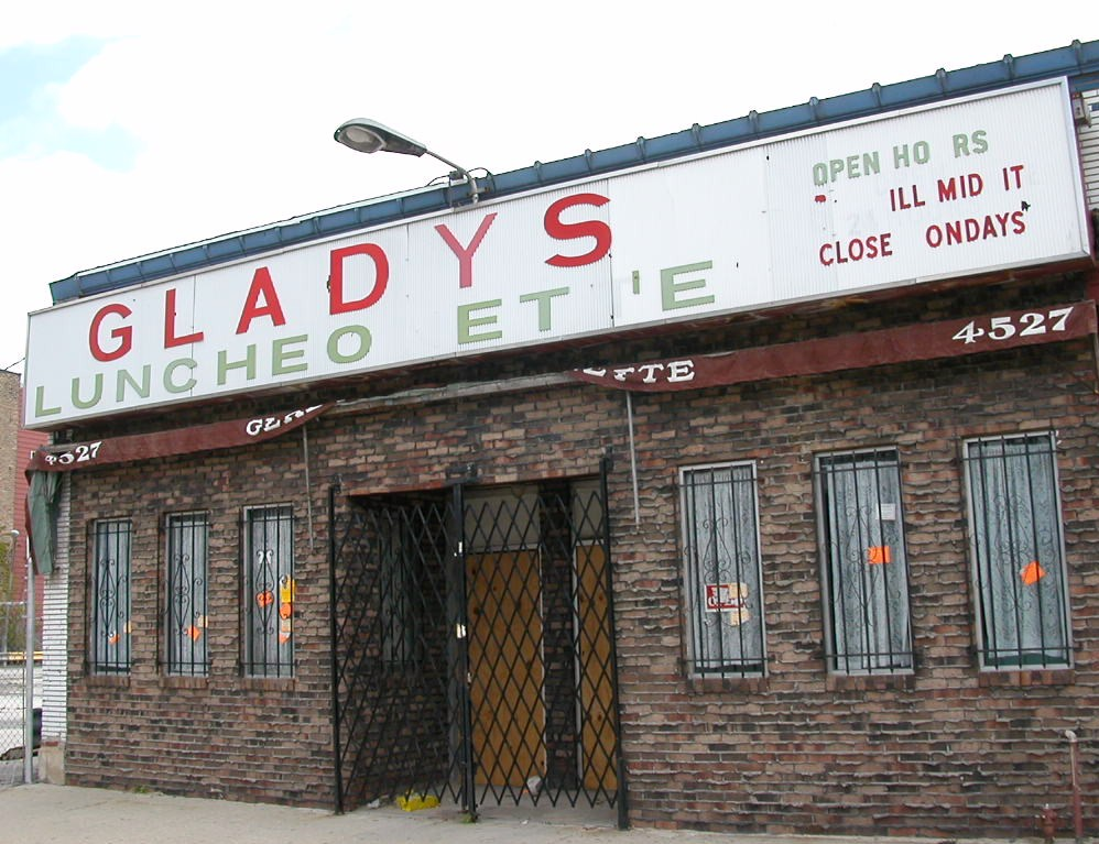 Gladys Soul Food Restaurant Chicago