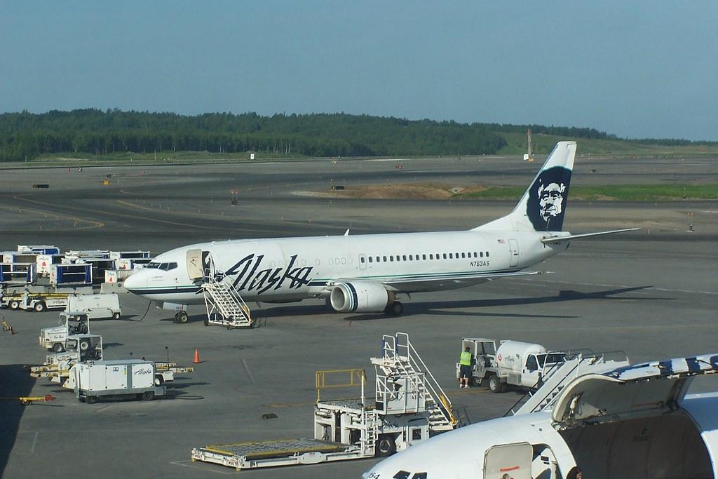 Anchorage Alaska Airport Code