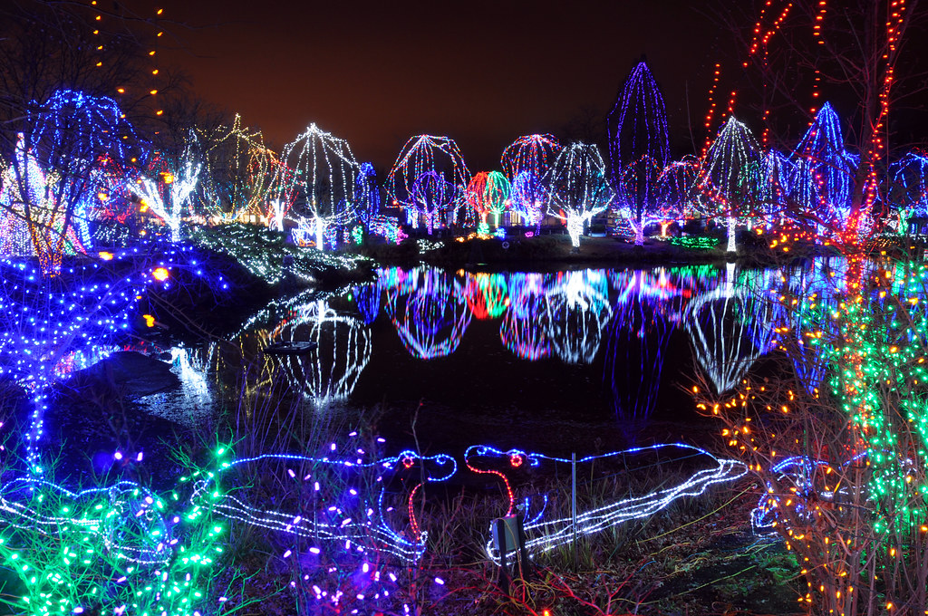 Columbus Zoo Winter Lights