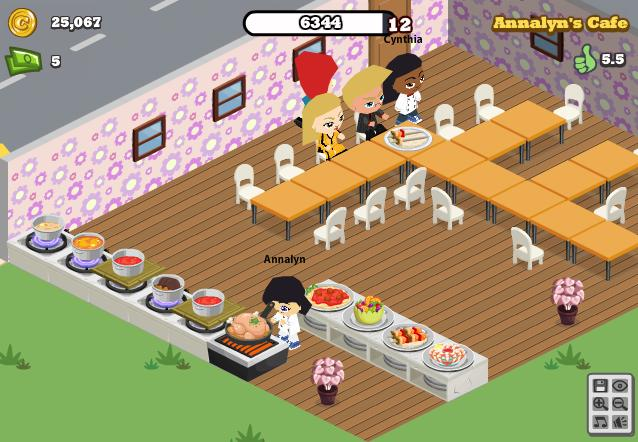 Have Your Own Restaurant Game