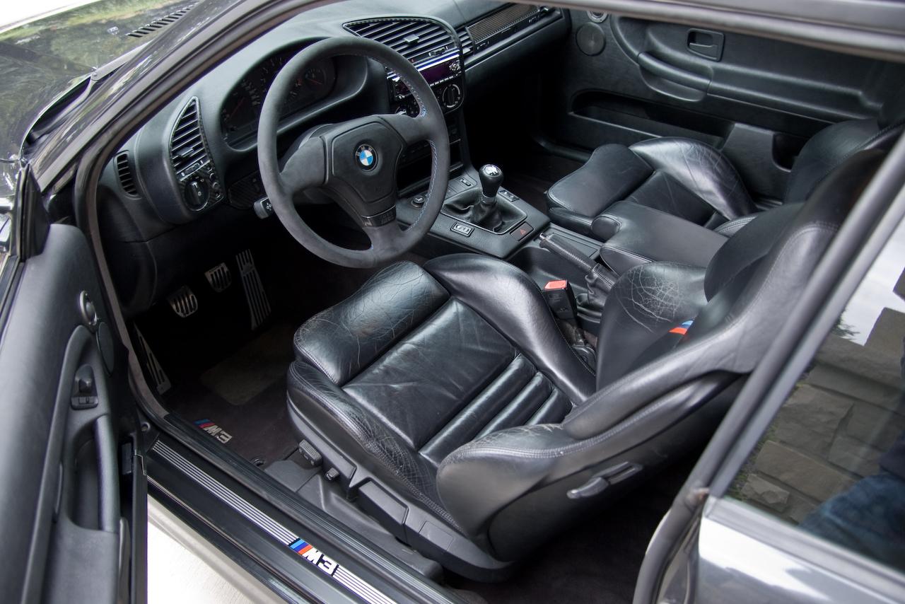 E30 Sport Seats