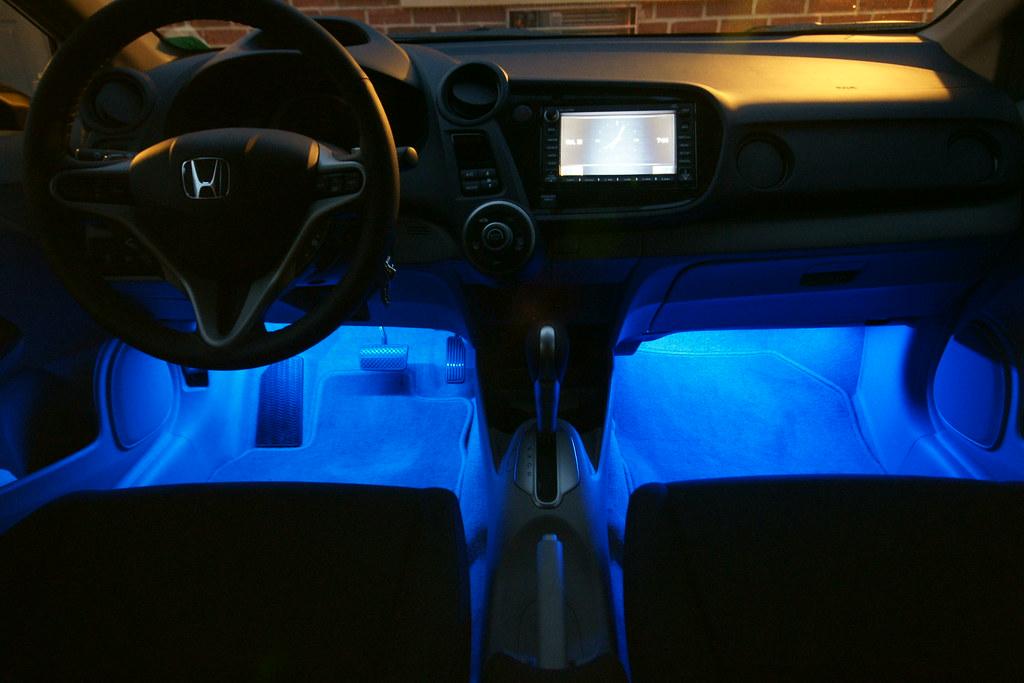 Led Footwell Lights