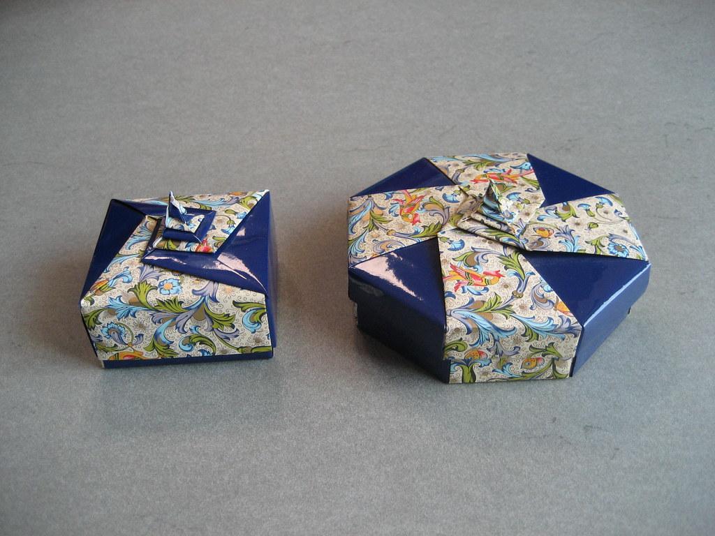 Origami Spiral Tomoko Fuse Box Boxes S