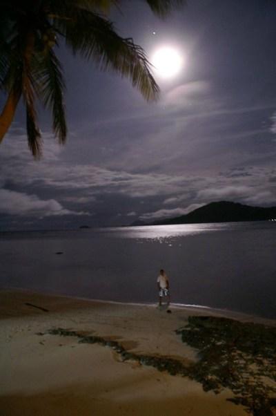 Fiji Island at night | Flickr - Photo Sharing!
