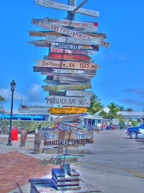 Beach Signs Home Decor