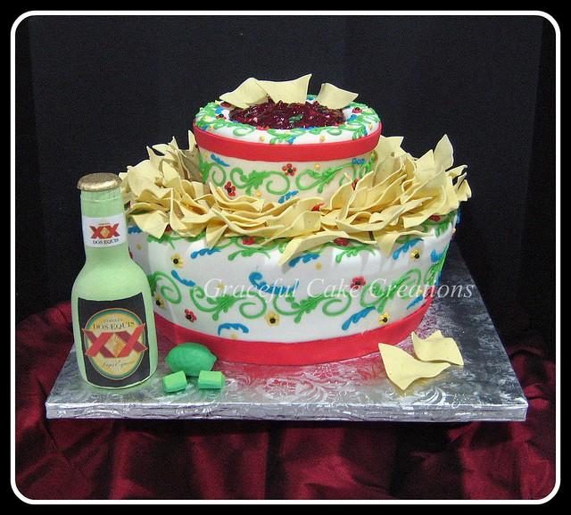 Cake Shopping Birthday