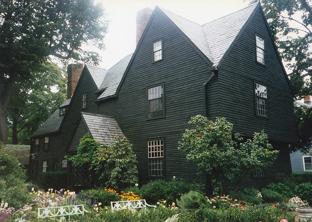 6233 House Of Seven Gables Salem Ma Also Known As The