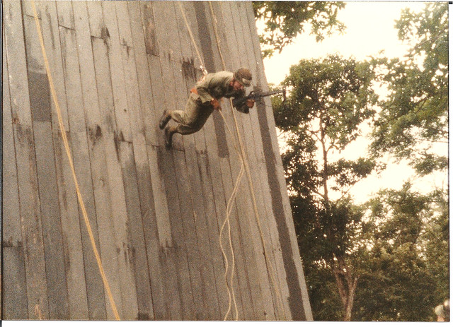 Australian Rappelling In The Jungle Flickr Photo Sharing