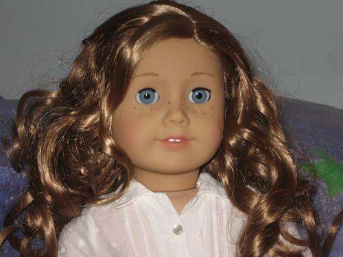 Nicki Doll And Meet Outfit American Girl Playthings