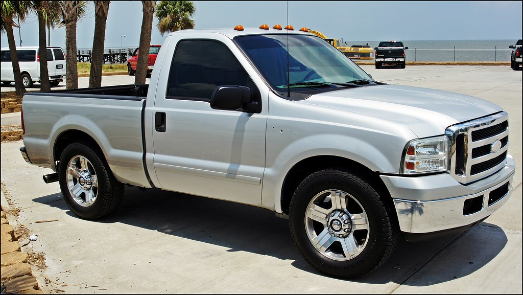 Powerstroke 6 Cab 7 Single